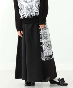 ショコタンのブランドmmtsのスカート